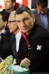 Видео: Мнение Виталия Кличко о своём сопернике