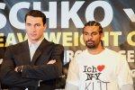 ОБНОВЛЕНО! Фоторепортаж пресс-конференции Кличко и Хэя в Нью-Йорке
