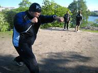 Руслан Чагаев вопреки традициям не явился на открытую тренировку в Хельсинки
