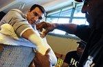 Тренировки Владимира Кличко – 7 спарринг партнёров за день в 10-12-раундовых боях