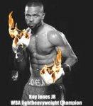 Рой Джонс - очередной психоз в мире бокса