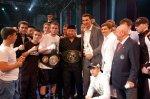 Итоги боксёрского турнира, проходившего в Чеченской Республике