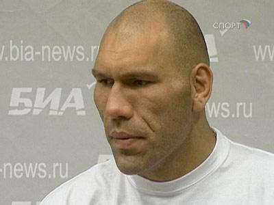 Николай Валуев: С Чемберсом Кличко придётся драться по-настоящему