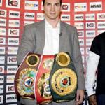 Спарринг-партнер Кличко: Владимир уничтожит Хэя своим джебом