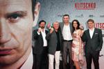 Фильм «Кличко» был показан в Германии