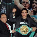 Хулио Сезар Чавес-младший получил пояс чемпиона WBC